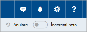 Asocierea la Outlook.com beta
