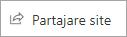Butonul Partajare site de pe un site de comunicare