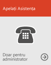 Call Support (for admin only)