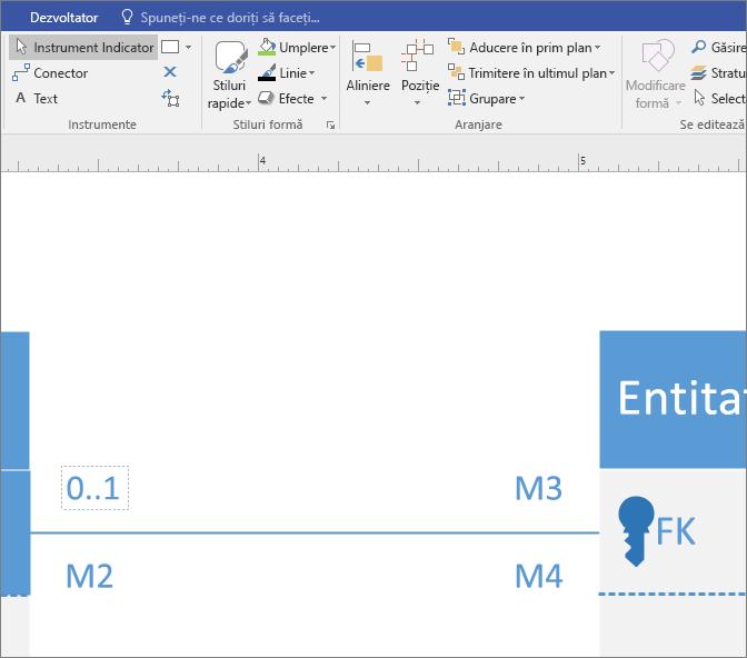 Faceți clic pe primul câmp multiplicarea și tastați în caseta valoare.