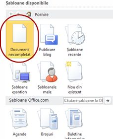 Document necompletat