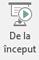 Acest buton pornește o expunere de diapozitive, începând de la primul diapozitiv din prezentare.