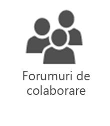 PMO - Forumuri pentru colaborare