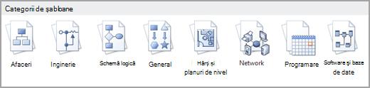 Selectați software-ul și baza de date