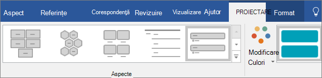 Faceți clic pe Modificare culori