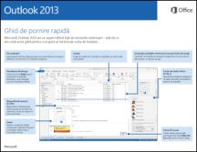 Ghidul de pornire rapidă Outlook 2013