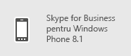 Skype for Business – Windows Phone