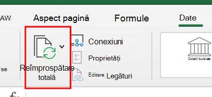 Utilizarea Power Query în Excel pentru Mac