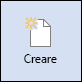 The Create button