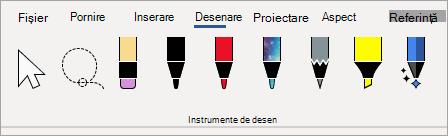 Microsoft 365 Stilouri Instrumente de desen