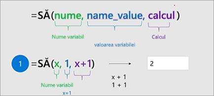 Afișează funcția PERMITEți în Excel