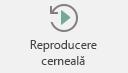 Butonul Reproducere cerneală