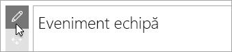 Editați partea web Microsoft Forms.