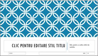 Aspect de diapozitiv titlu Integral în PowerPoint