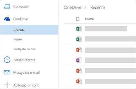 Partajarea fișierelor în Outlook pe web