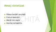 """Exemplu de inscripționare text, """"CIORNĂ"""", utilizat ca fundal al unui diapozitiv PowerPoint"""
