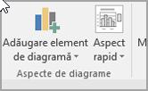 Adăugare element de diagramă