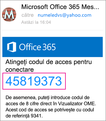 Vizualizator OME cu Yahoo 4