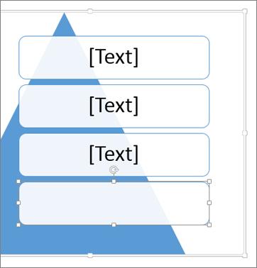 Se mai adaugă o casetă text