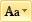 Buton Modificare majuscule/minuscule