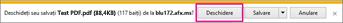 Deschideți fișierul PDF