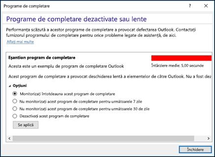 Dezactivarea Outlook adăugarea-ins_C3_2017912141729