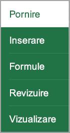 Fila formule