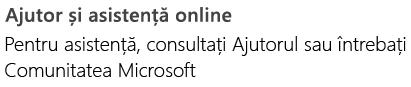 """""""Online ajutor și asistență"""" pentru PowerPoint pe un telefon Android"""
