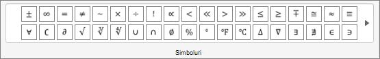 Simboluri de grup