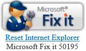 Microsoft Fix it pictograma