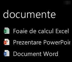 Documentele Desktop se afișează pe Windows Phone atunci când rulează Office la distanță