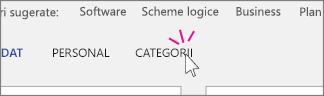 Linkul Categorii