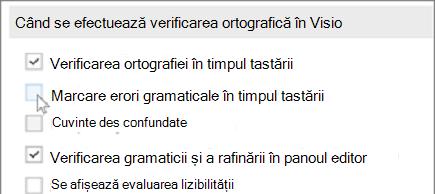 Verificare gramaticală