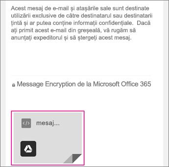 Vizualizator OME cu Gmail 1