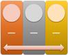 Aspect ilustrație SmartArt Listă imagine continuă