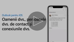 Miniatură pentru videoclipul Aflați despre persoanele de contact - faceți clic pentru a reda
