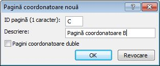 Publisher Add Master Page dialog