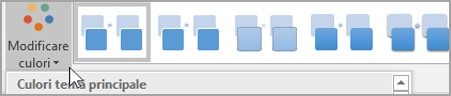 Faceți clic pe Modificare culori