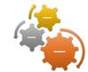 Aspect ilustrație SmartArt Mecanism
