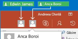 PowerPoint pentru Android - Colaborați în timp real