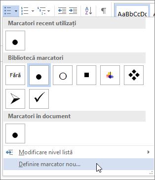 crearea de simboluri nu pot lucra la opțiuni binare