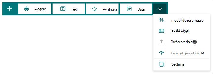 Site- ul de evaluare a testului