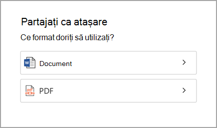 Document sau PDF