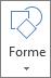 Inserarea butonul forme