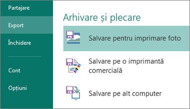 Save for Photo Printing
