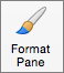 Butonul formatare panou