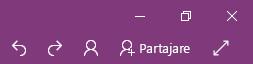 Afișează butoanele Anulare și Refacere