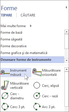 Instrument măsură