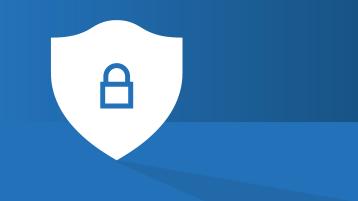 Simbolurile pentru Securitate și conformitate