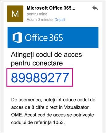 Vizualizator OME cu Gmail 4